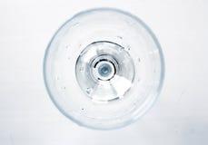 Abstração no vidro Foto de Stock Royalty Free