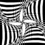 Abstração psicótico do fundo do fundo abstrato da ilustração do vetor Foto de Stock