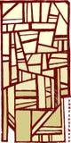 Abstração vertical Imagem de Stock