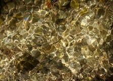 Abstracção Água viva Imagem de Stock