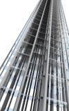 Abstracção arquitectónica fotos de stock