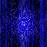 Abstracção com redemoinhos Imagens de Stock Royalty Free