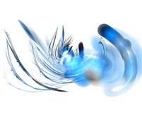 Abstracção decorativa Fotografia de Stock