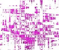 Abstracção magenta Fotografia de Stock