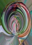 Abstracção Sumário Pintura retrato Textura textured uniqueness abstractions sumários texturas colorido cores Grap Fotografia de Stock Royalty Free