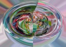 Abstracção Sumário Pintura retrato Textura textured uniqueness abstractions sumários texturas colorido cores Grap Imagem de Stock Royalty Free