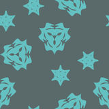 Abstrac9. Background with pattern in abstract style royalty free illustration