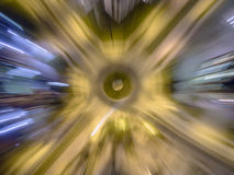 Abstrac ljuscirkel 04 Royaltyfri Foto
