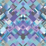 Abstrac nahtloses Muster Stockbilder
