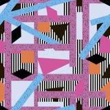 Abstrac nahtloses Muster Lizenzfreie Stockbilder