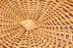 Abstrac Natural Wicker Background Or Texture Royalty Free Stock Photos