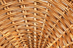 Abstrac Natural Wicker Background Or Texture Stock Photo