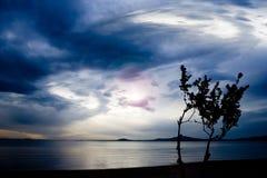abstrac niebo Obrazy Royalty Free