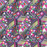 Abstrac seamless pattern. Vector seamless abstrac pattern. EPS 10 royalty free illustration