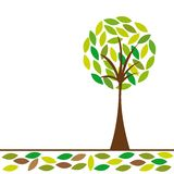 Abstrac Tree Stock Photo