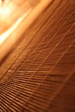 Abstracción anaranjada imagen de archivo