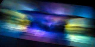 Abstracción cósmica Fotografía de archivo libre de regalías