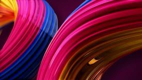 Abstracción coloreada Imágenes de archivo libres de regalías