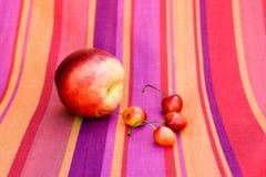 Abstracción de la fruta Fotos de archivo