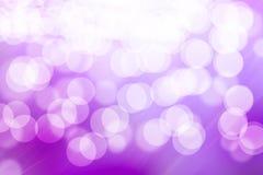 Abstracción de la lila Fotografía de archivo libre de regalías