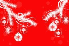 Abstracción de la Navidad libre illustration