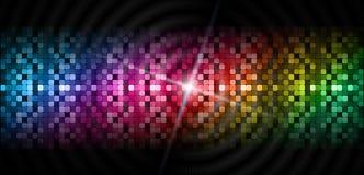 Abstracción del color Imágenes de archivo libres de regalías