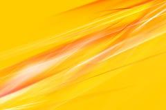 Abstracción del color anaranjado Foto de archivo