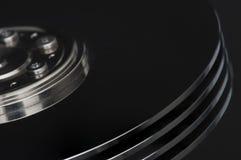 Abstracción del disco duro imagen de archivo libre de regalías