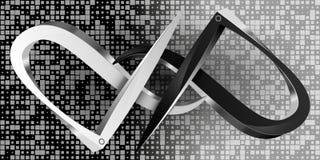 Abstracción del fondo Fotografía de archivo libre de regalías