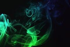 Abstracción del humo imágenes de archivo libres de regalías