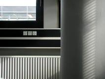 Abstracción en la oficina Imagen de archivo