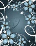 Abstracción floral. Fotografía de archivo