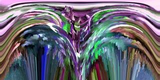 Abstracción Interior gráfico Pintura Extracto Arte cuadro Diseño imagen de archivo