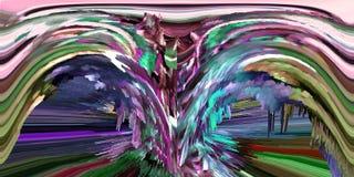Abstracción Interior gráfico Pintura Extracto Arte cuadro Diseño fotografía de archivo