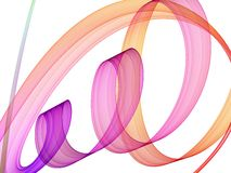 Abstracción multicolora Imagenes de archivo