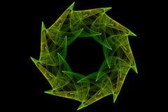 Abstracción originada en ordenador 01 Fotografía de archivo libre de regalías