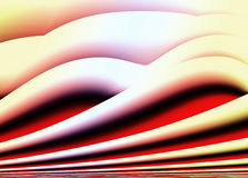 Abstracción pura ilustración del vector