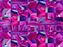 Abstracción y diseño atractivos Artes gráficos y arte stock de ilustración