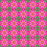 Abstrack background seamless pattern. Created technique from flower Stock Images