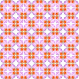 Abstrack background seamless pattern. Created technique from flower Stock Image