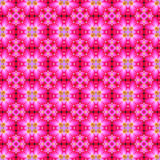 Abstrack background seamless pattern. Created technique from flower Royalty Free Stock Photography