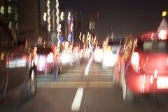 Abstrack de route Image libre de droits