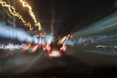 Abstrack de route Photos libres de droits