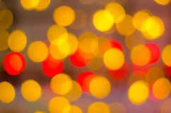Abstrack färgrik stor bakgrund med bokehljus Royaltyfria Bilder