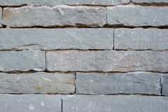 Abstrack of limestone brick wall for backgrond