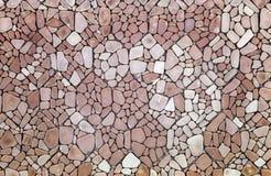 Abstrack modern stenvägg Royaltyfri Foto
