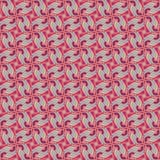 Abstrack naadloos patroon als achtergrond Stock Afbeeldingen