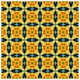Abstrack sömlös färgrik tapetbakgrund Royaltyfri Foto