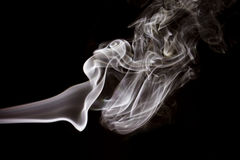 Abstrack smoke Royalty Free Stock Photos