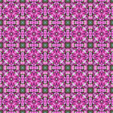 abstrack technich from flower Stock Photography
